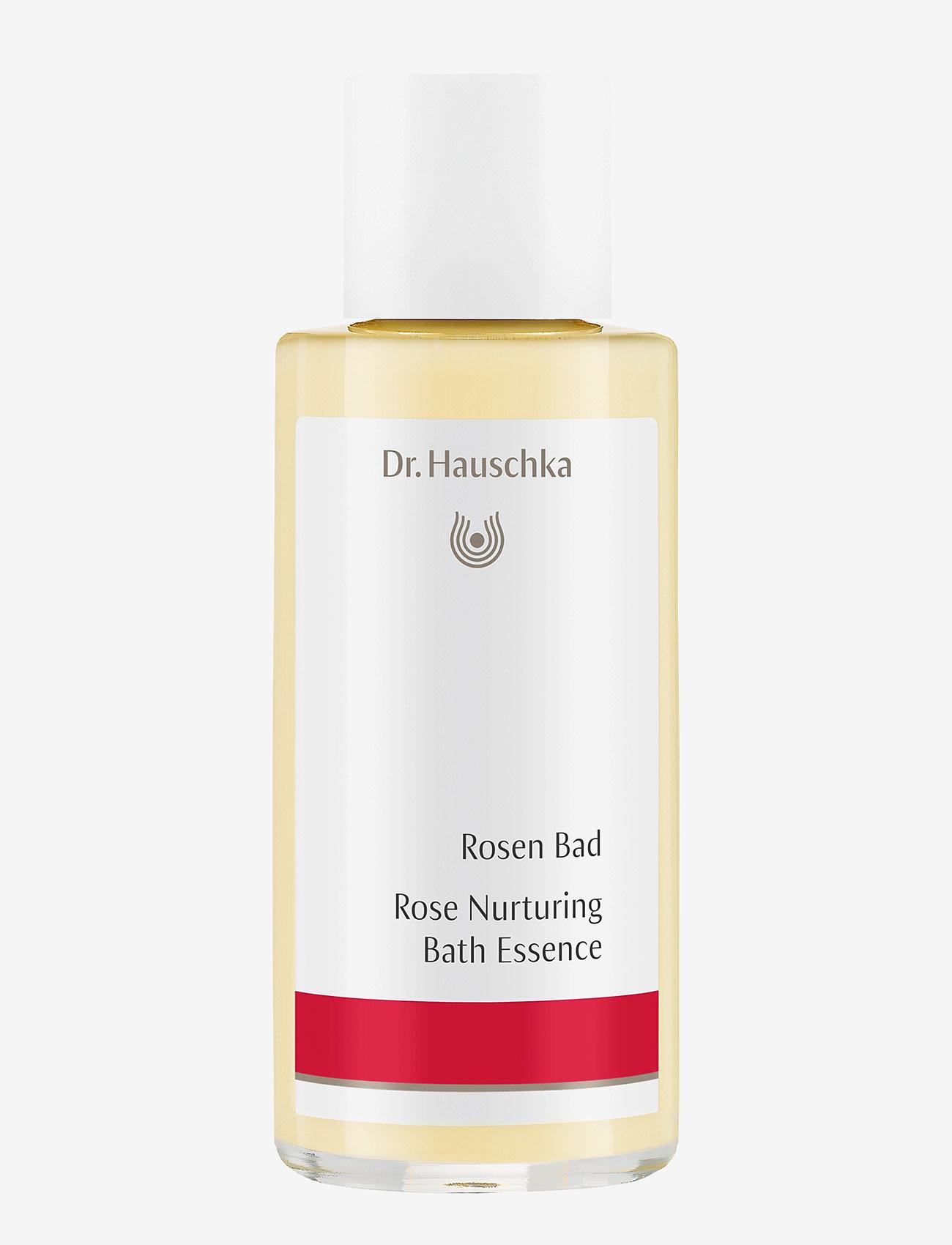 Dr. Hauschka - Rose Nurturing Bath Essence - bad & dusj - clear - 0