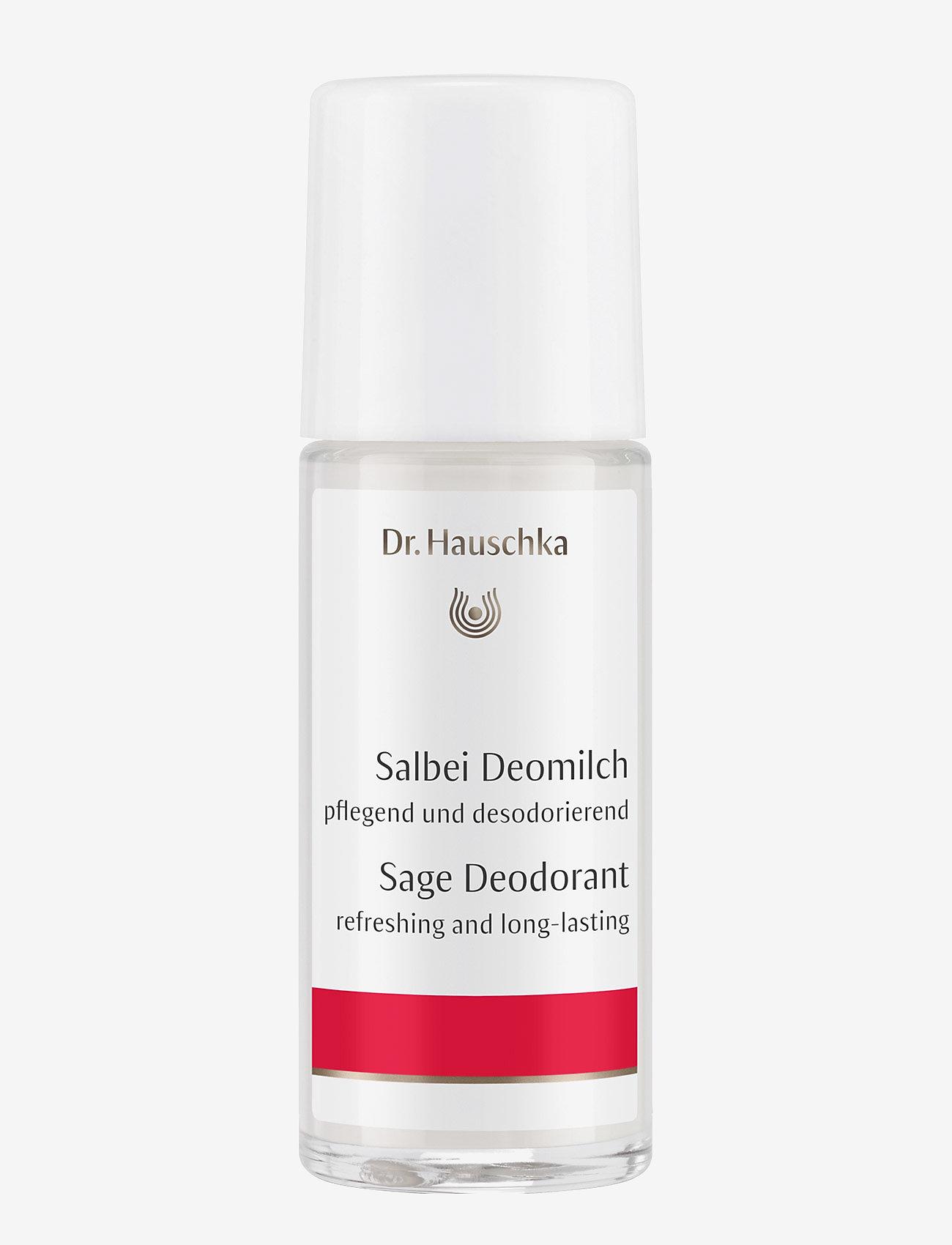 Dr. Hauschka - Sage Mint Deodorant - deo roll-on - clear - 0