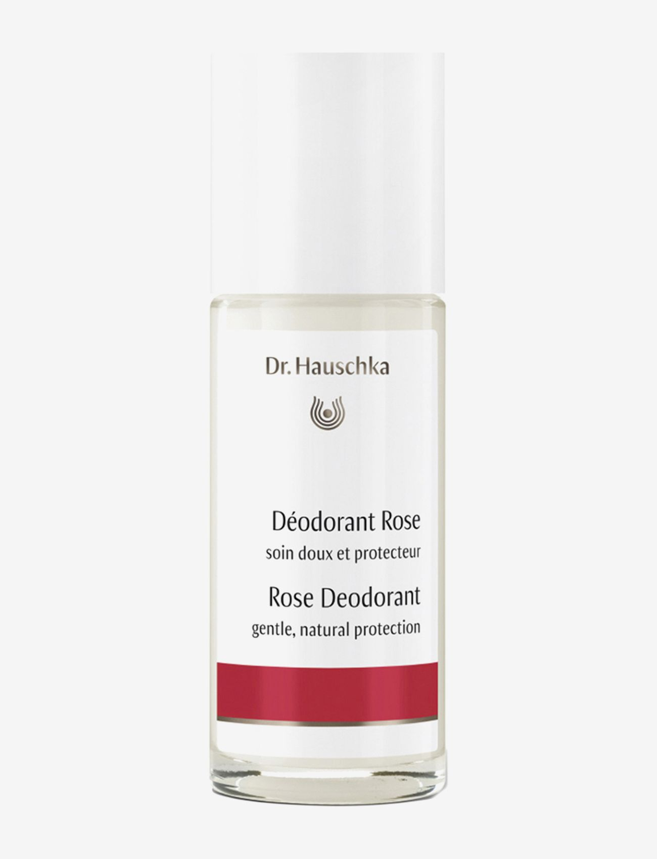 Dr. Hauschka - Rose Deodorant - deo roll-on - clear - 0
