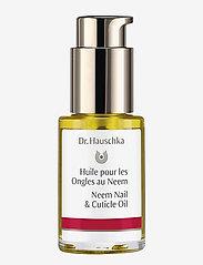 Dr. Hauschka - Neem Nail & Cuticle Oil - neglepleje - clear - 0