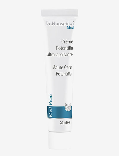 MED POTENTILLA SOOTHING CREAM 20 ML - CLEAR