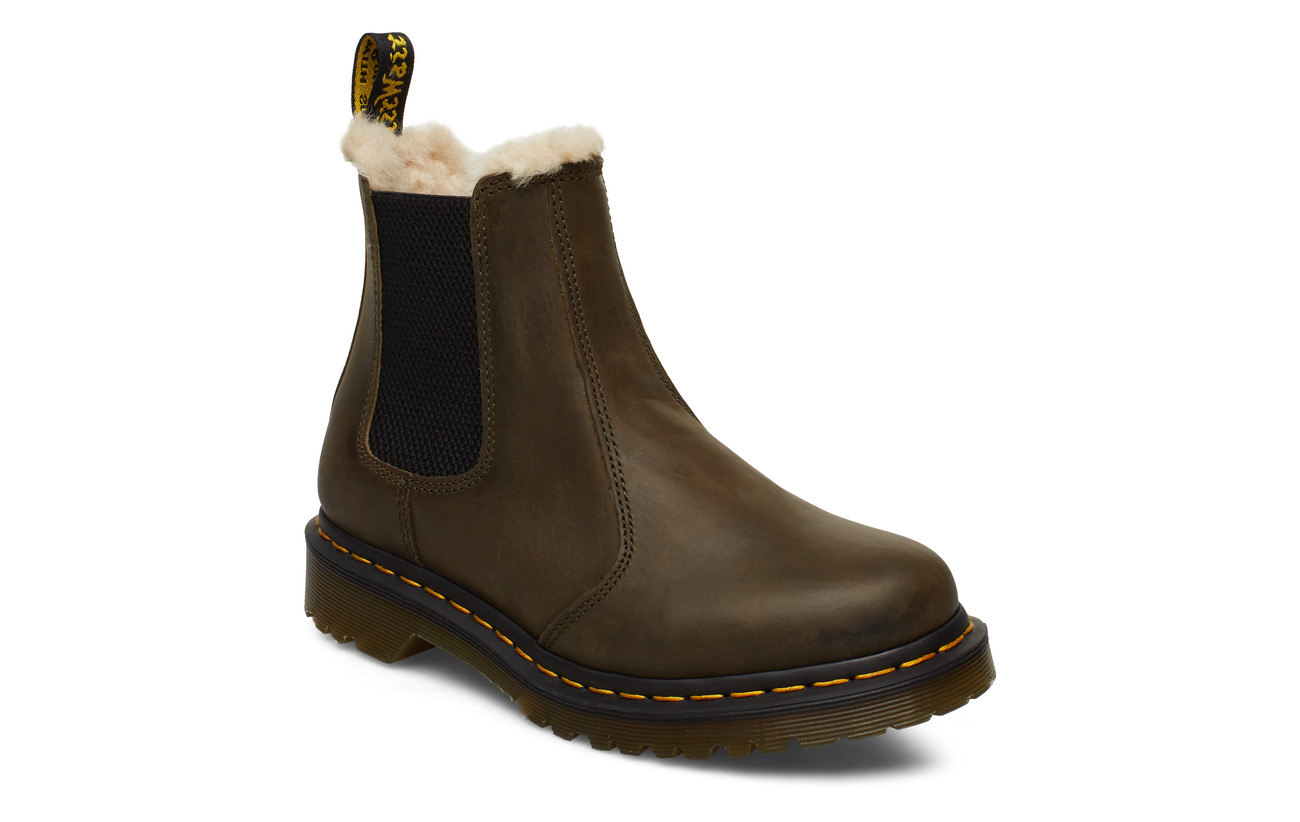 Dr. Martens 2976 Leonore - OLIVE