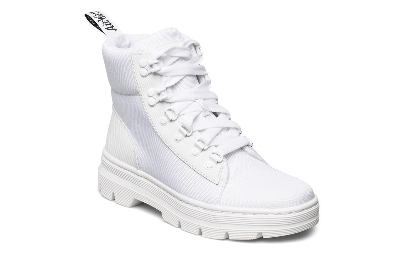 Dr. Martens Combs - WHITE