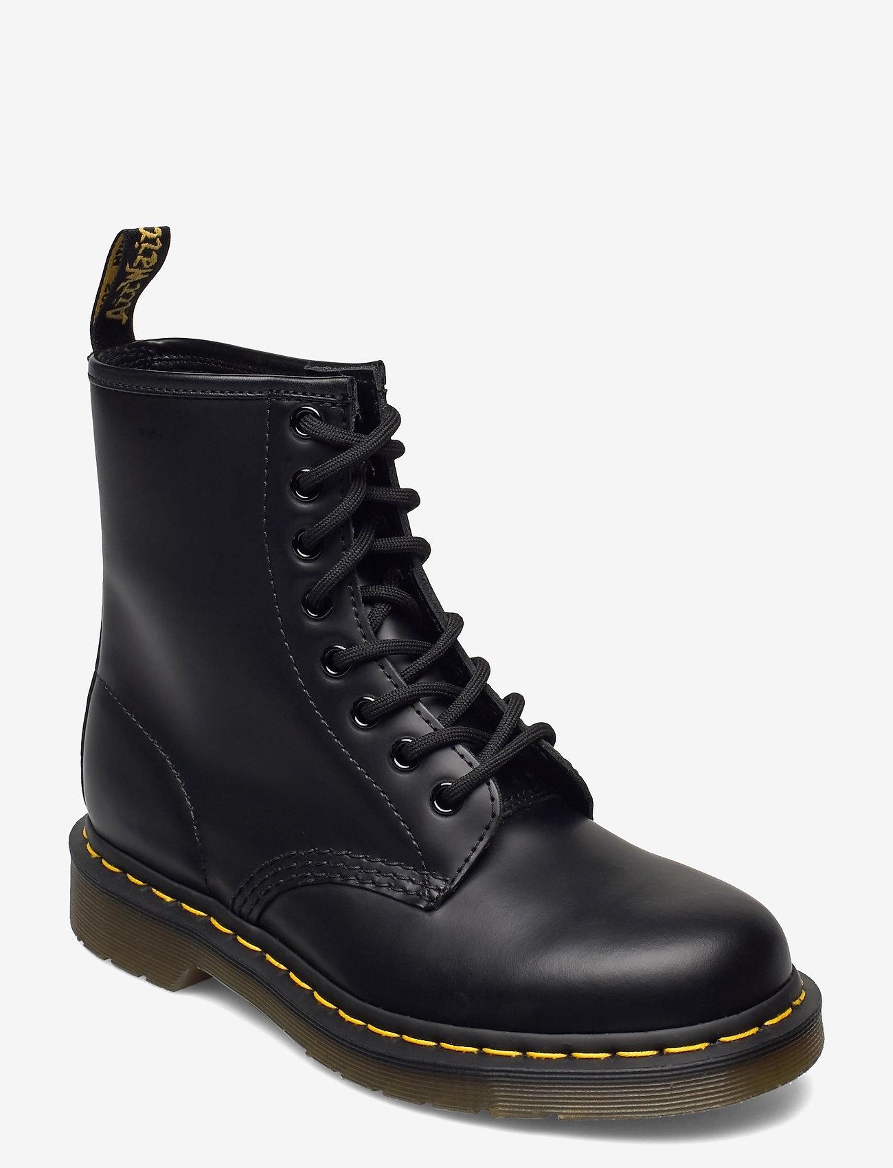 Dr. Martens - 1460 - flade ankelstøvler - black - 0