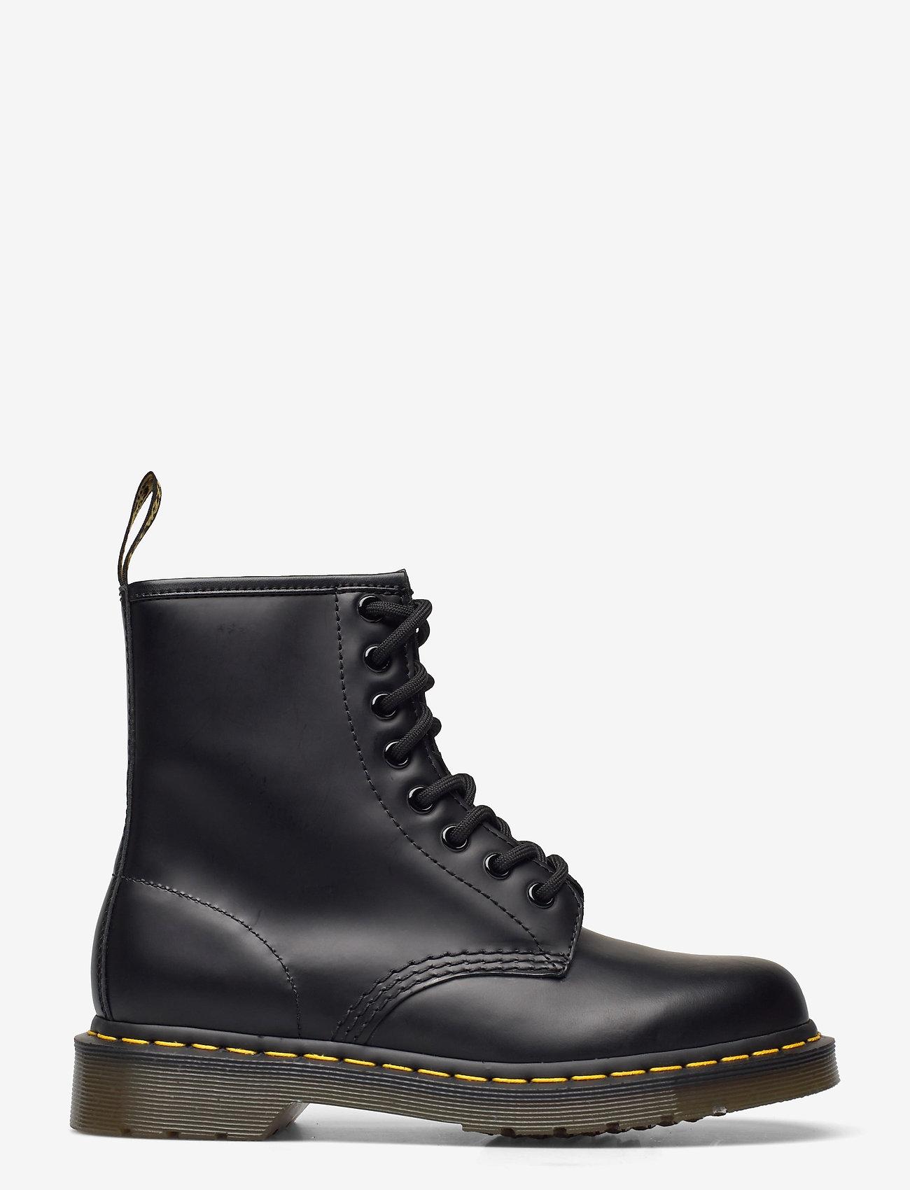 Dr. Martens - 1460 - flade ankelstøvler - black - 1