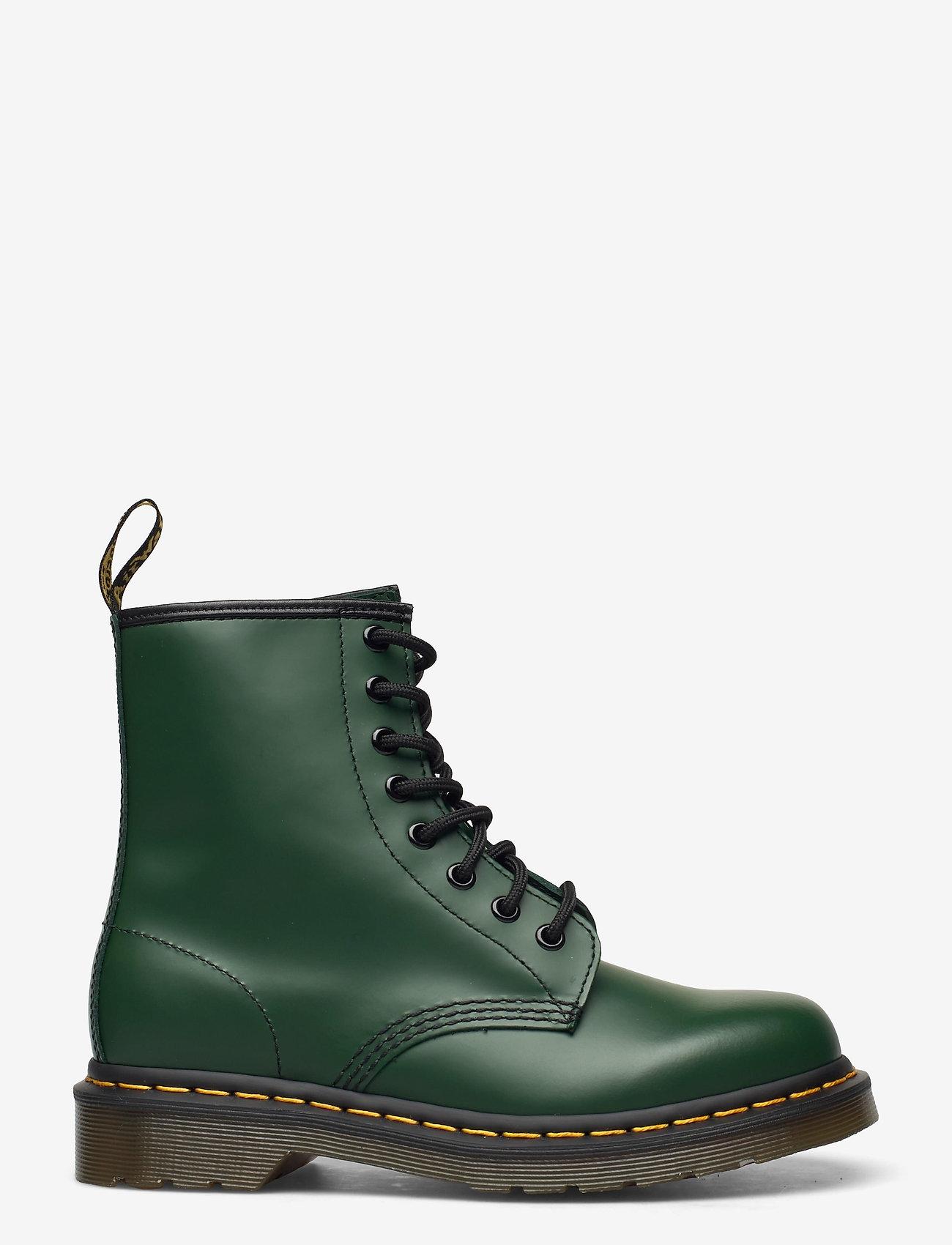Dr. Martens - 1460 - flade ankelstøvler - green - 1