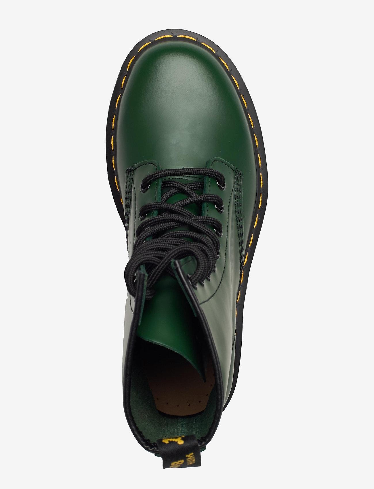 Dr. Martens - 1460 - flade ankelstøvler - green - 3