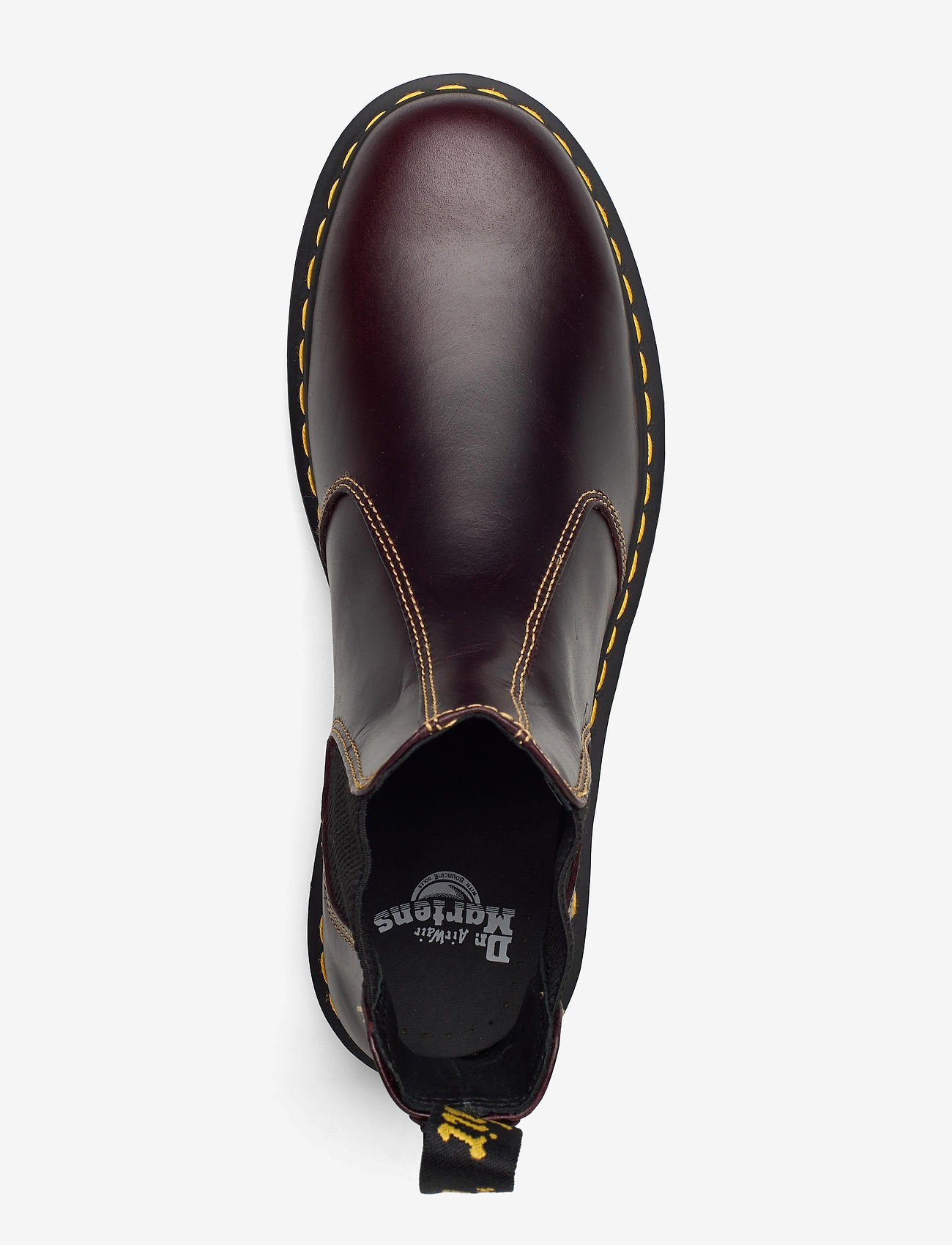 2976 Dark Grey Atlas (Oxblood) (189 €) - Dr. Martens Re22C