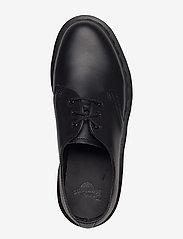 Dr. Martens - 1461 Mono Black Smooth - snörskor - black - 3