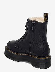 Dr. Martens - Jadon Fl Black Pisa - flat ankle boots - black - 2