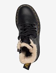 Dr. Martens - Jadon Fl Black Pisa - flat ankle boots - black - 3