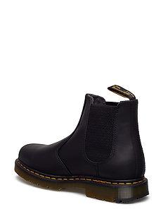 2976 Black Snowplow Wp - vinterstøvler - black