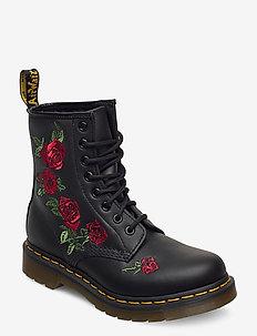 1460 Vonda Black Softy T - buty sznurowane - black