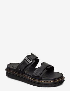 CHILTON - sandały - black