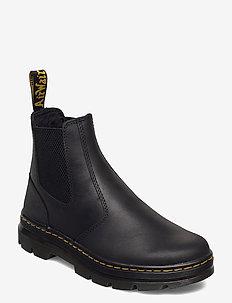 Embury Black Wyoming - chelsea boots - black