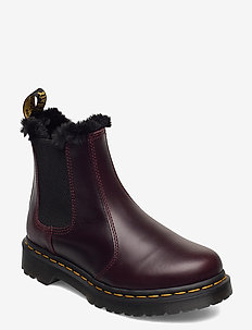 2976 Leonore Oxblood Atlas - chelsea boots - oxblood