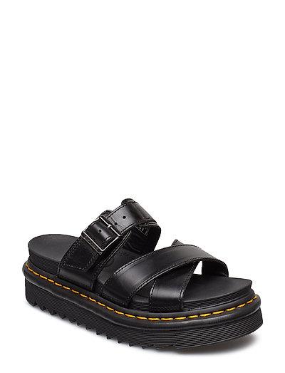 DR MARTENS Ryker Shoes Summer Shoes Flat Sandals Schwarz DR. MARTENS