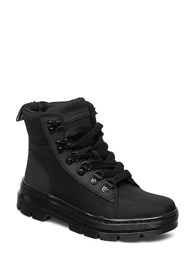 DR MARTENS Combs Shoes Boots Ankle Boots Ankle Boots Flat Heel Schwarz DR. MARTENS