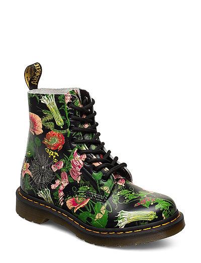 DR MARTENS 1460 Pascal Wb Shoes Boots Ankle Boots Ankle Boots Flat Heel Bunt/gemustert DR. MARTENS