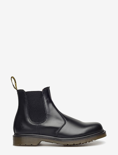 2976 Black Smooth - chelsea boots - black