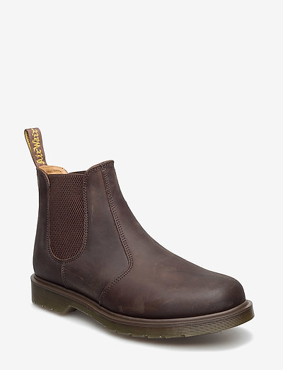 2976 Black Smooth - chelsea boots - gaucho