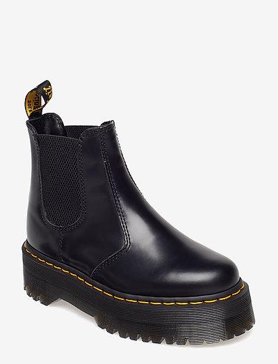 2976 Quad - chelsea boots - black