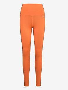 Eden Tights - sportleggings - maple orange