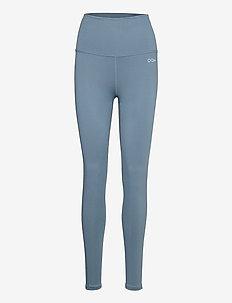 Eden Tights - løpe- og treningstights - lake blue