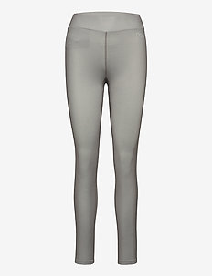 LYDIA - running & training tights - dizzy taupe