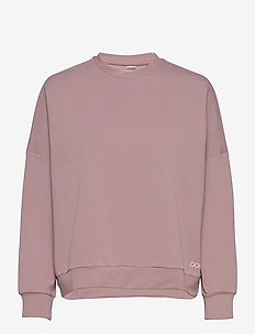 NICHOLE - sweatshirts - soft brown