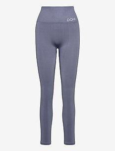 CORA - sportleggings - faded blue
