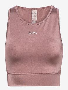 MELANIE - sport bras: medium - blush shine