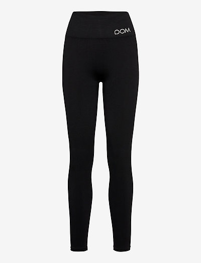 CORA - running & training tights - black