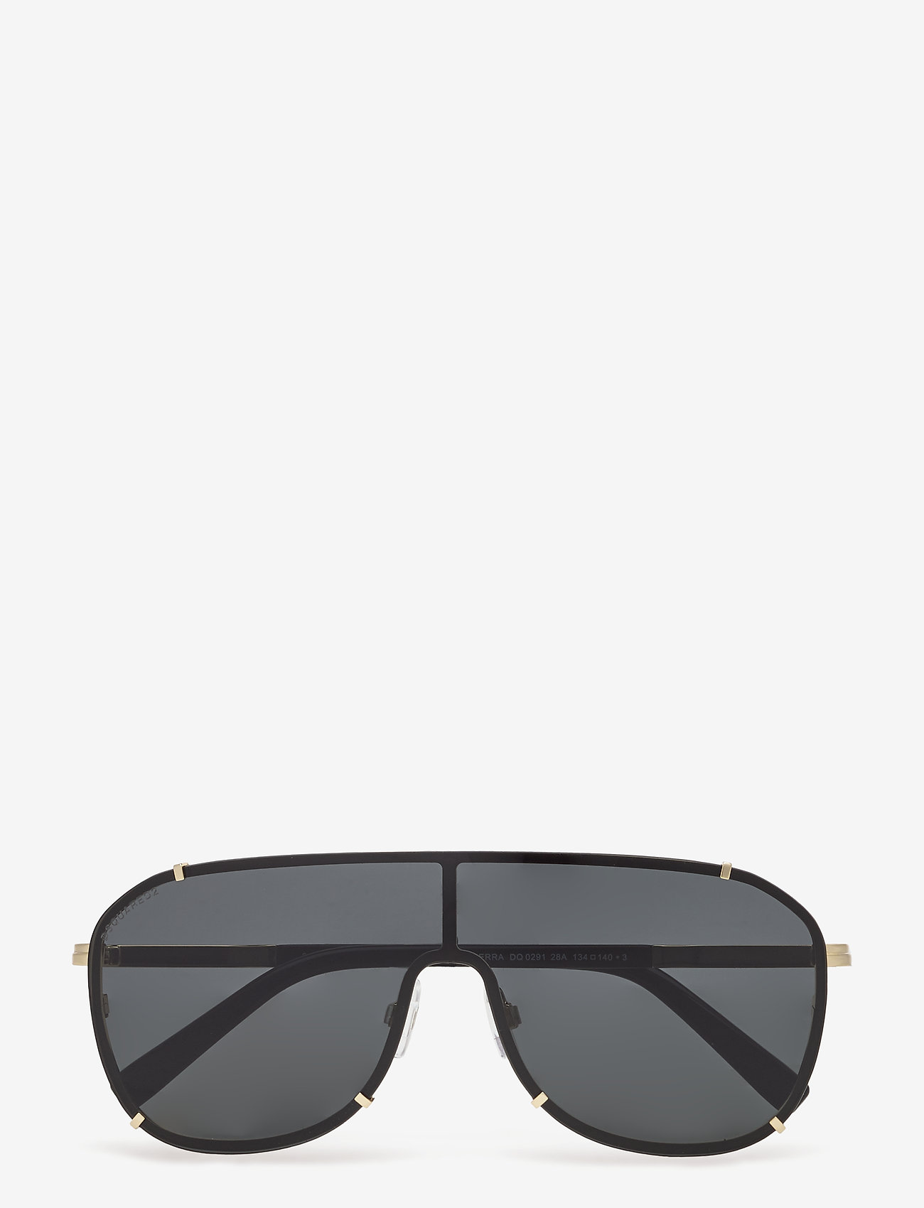 DSQUARED2 Sunglasses - Dsquared SIERRA - pilottilasit - shiny rose gold - 0