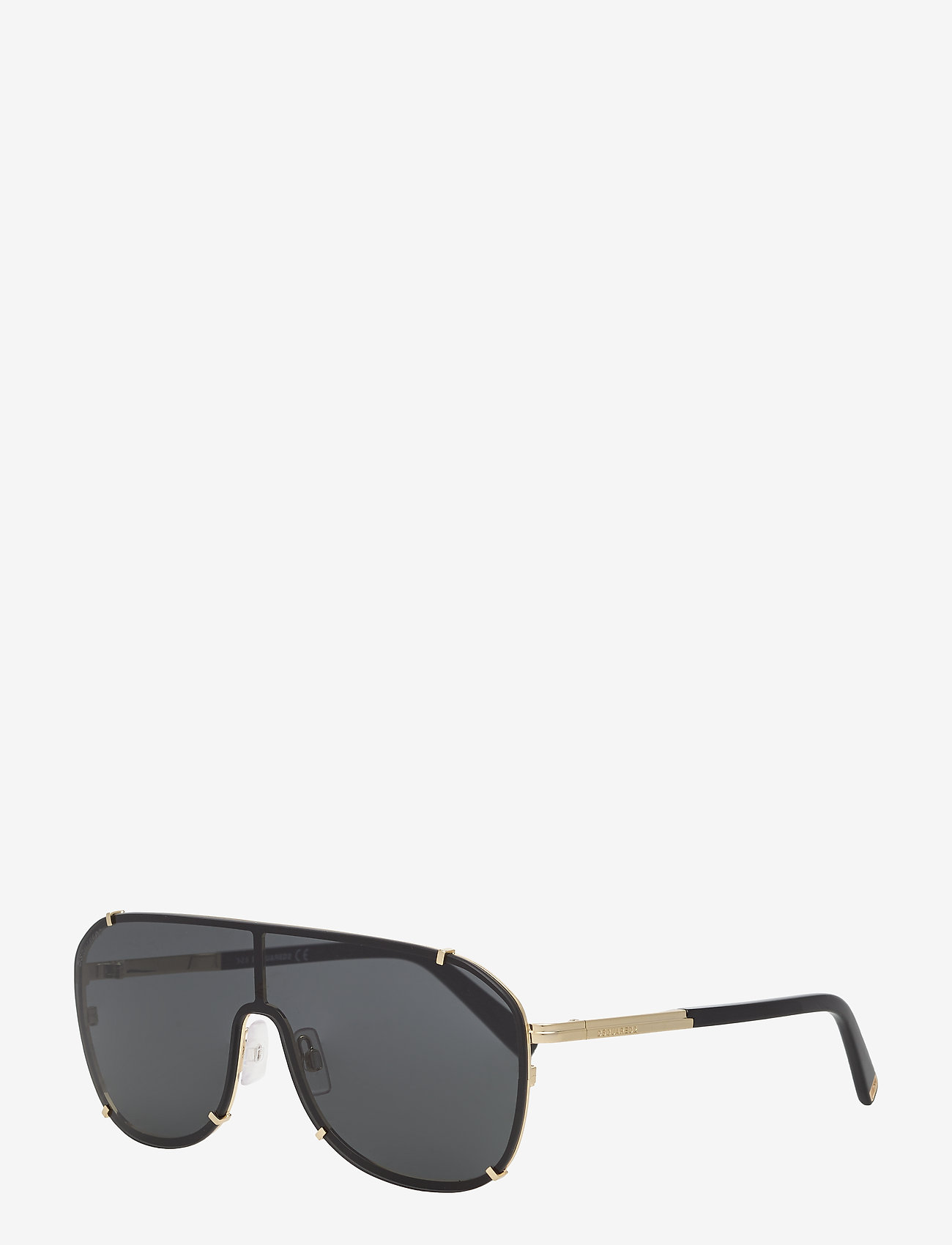 DSQUARED2 Sunglasses - Dsquared SIERRA - pilottilasit - shiny rose gold - 1