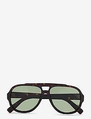 DSQUARED2 Sunglasses - Gerard - pilot - blonde havana / green - 0