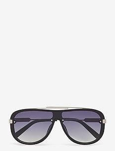 Dsquared NOAH - piloten zonnebril - shiny black