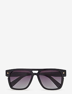 Dsquared VICTOR - d-shaped - shiny black