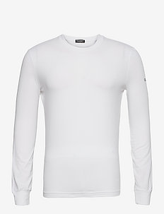 LONG SLEEVES TOP - t-shirts basiques - white