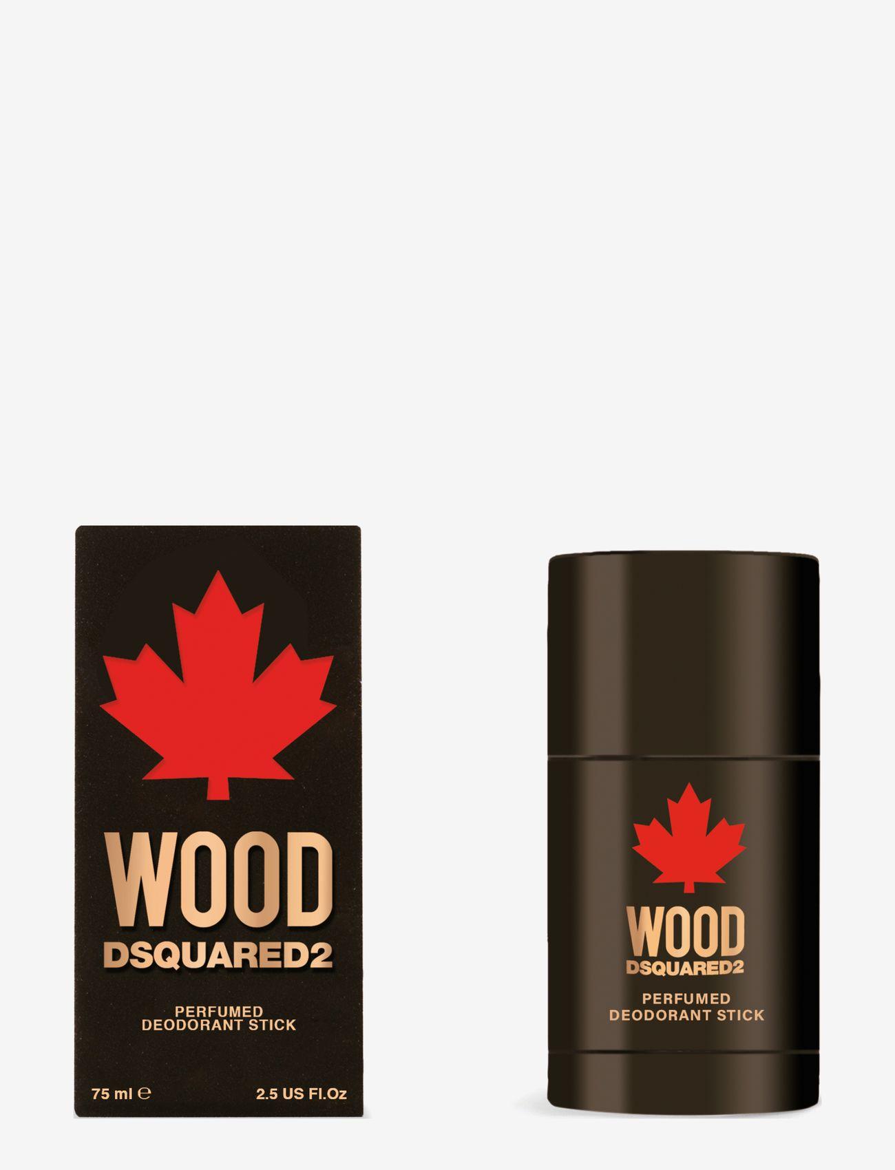 DSQUARED2 - WOOD MEN DEODORANT STICK - deostift - no color - 1