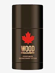 DSQUARED2 - WOOD MEN DEODORANT STICK - deostift - no color - 0