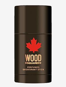 WOOD MEN DEODORANT STICK - NO COLOR