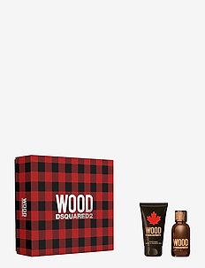 Wood Pour Homme EdT  30ml + Bath & Shower Gel 50ml - beauty giveaways - clear