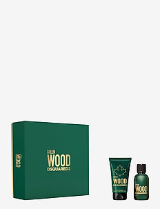 Green Wood Pour Homme EdT Gift Set EdT  30ml + B&S Gel 50ml - beauty giveaways - clear
