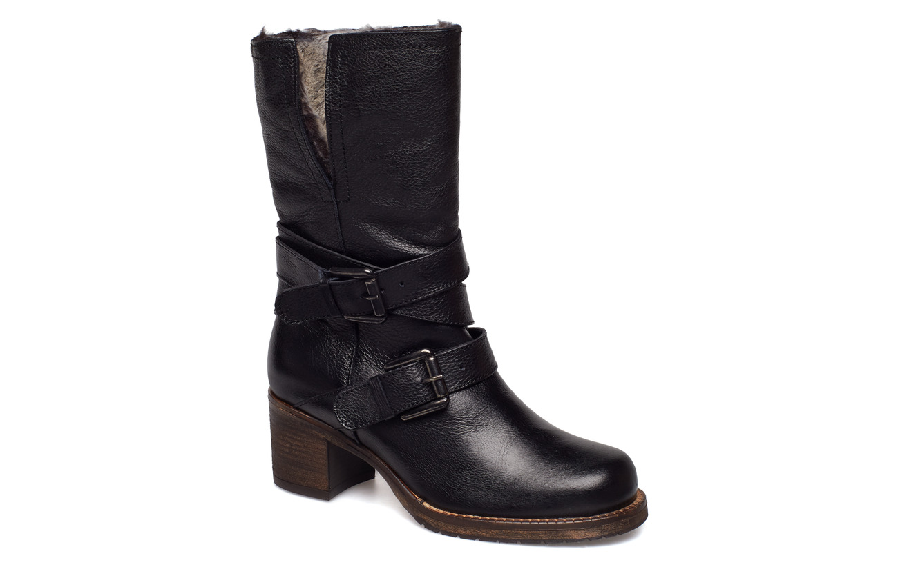 Roko (Black-leather) (97.50 €) - Dune London - Schoenen  707b84d940