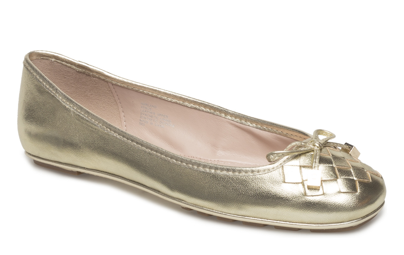 Dune London HARLAND - GOLD-LEATHER