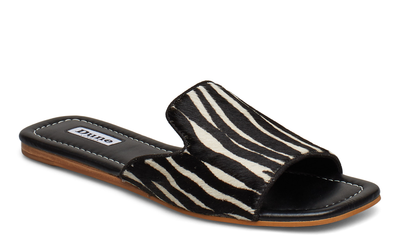 Dune London LIASE - ZEBRA-PRINTED_LEATHER