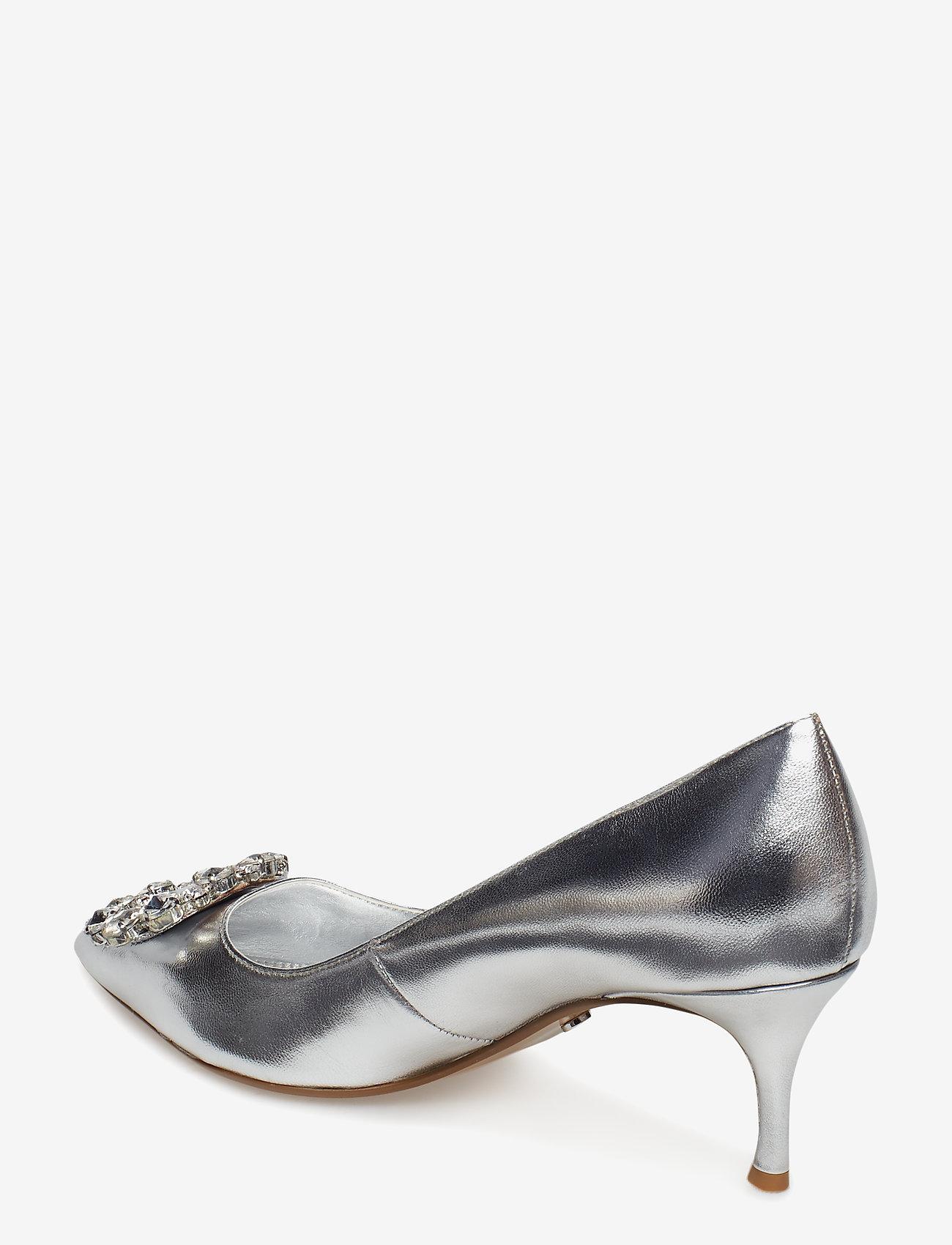 Beaula (Silver-metallic) - Dune London