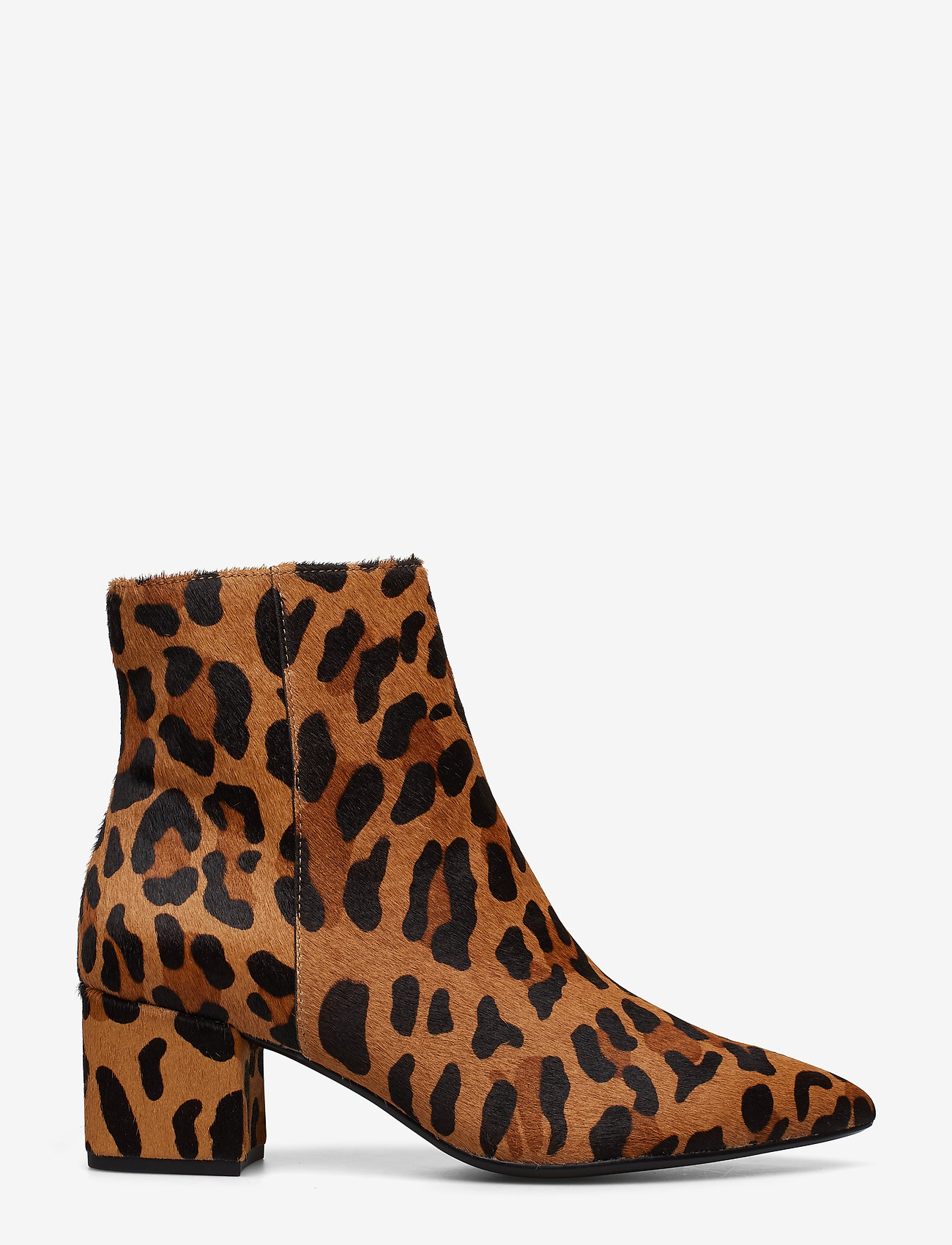 Omarii (Dark_leopard-print_leather) - Dune London oXRfI9