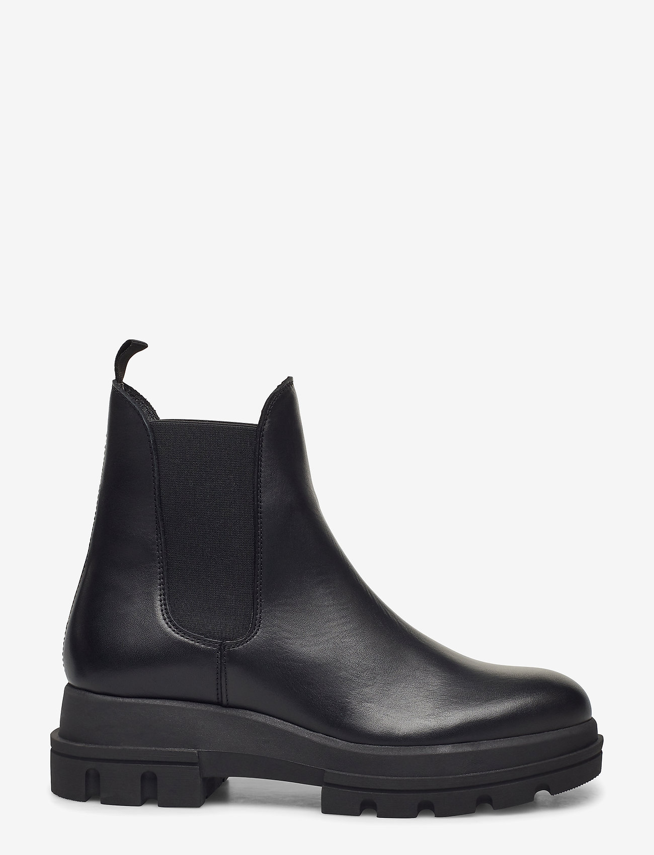 Dune London - Provense - chelsea boots - black leather - 1